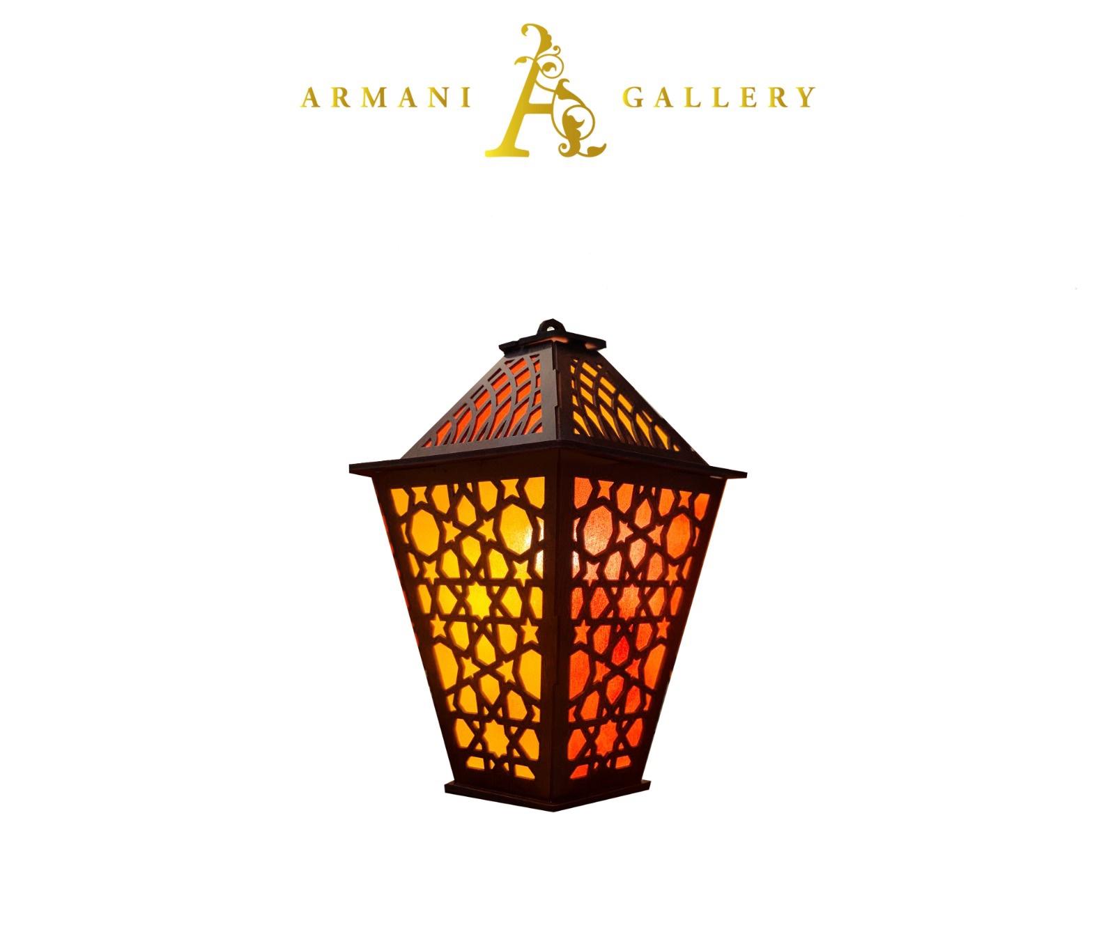 Buy Mediterranean Ramadan Lantern Large - Style 1