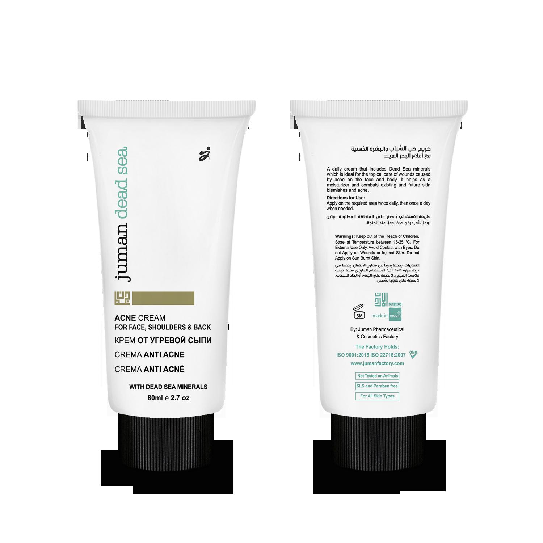 Buy Acne Cream with Dead Sea Minerals