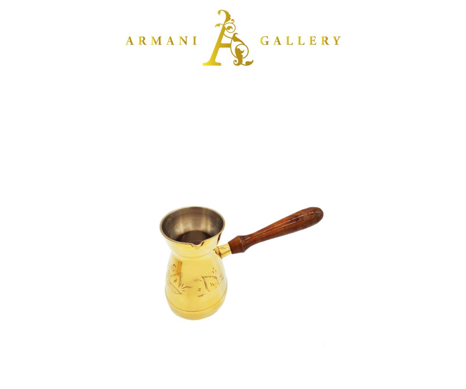 Buy Gold Moroccan Coffee Pot S2 - Medium
