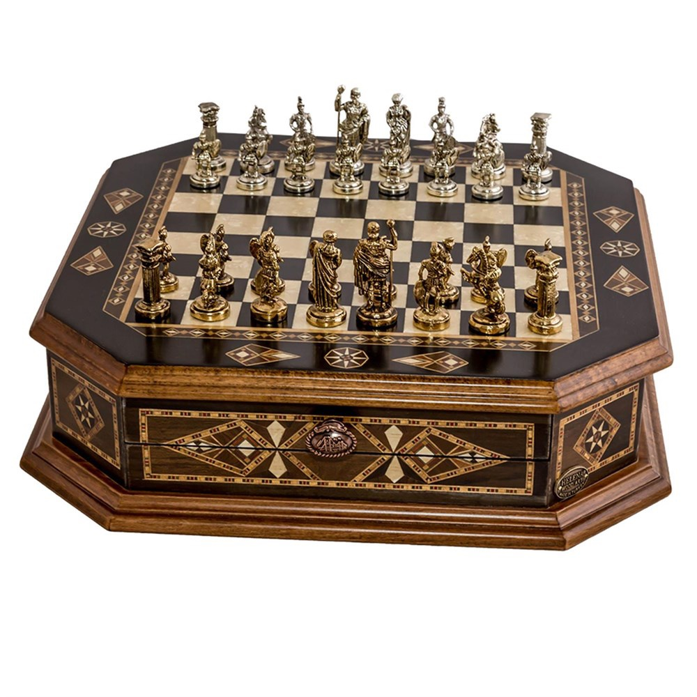 Buy Octagon Small Chess Board 2613BLK