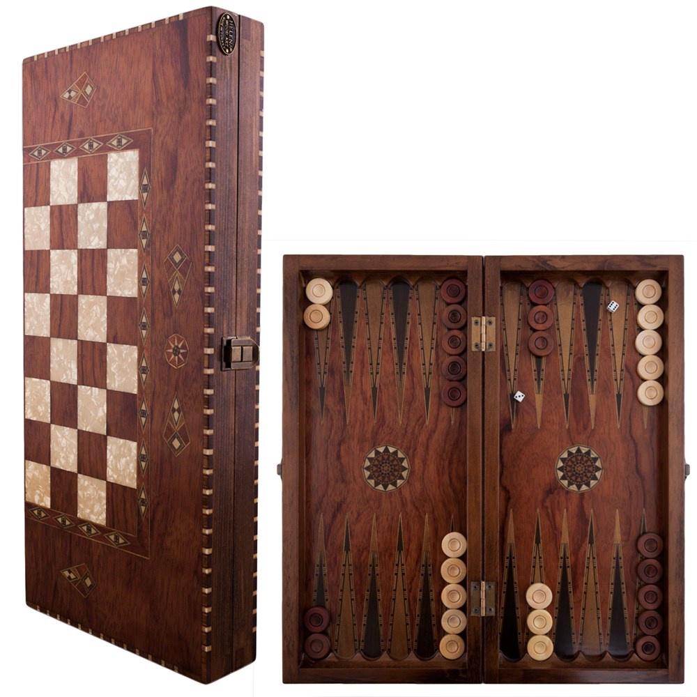 Buy Elegant Series Backgammon 2150ROS