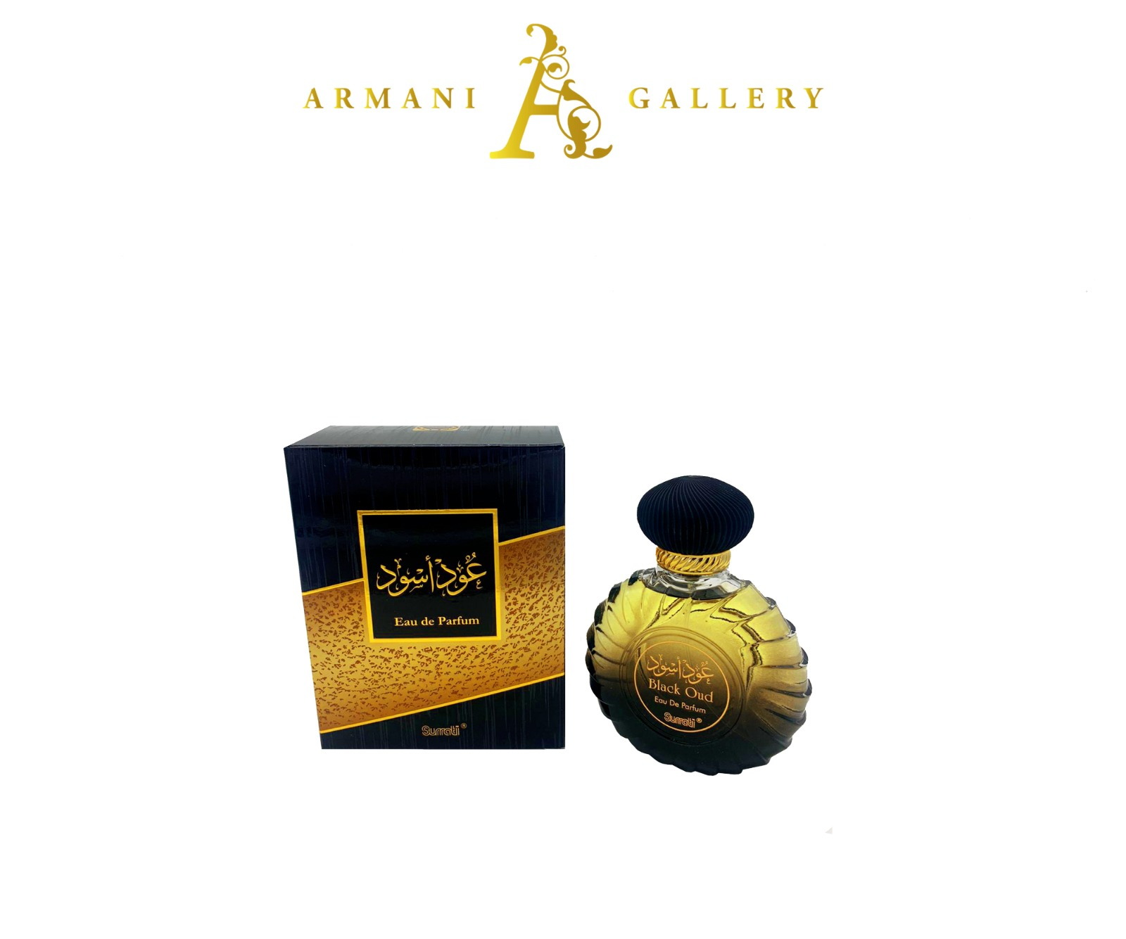 Buy Black Oud