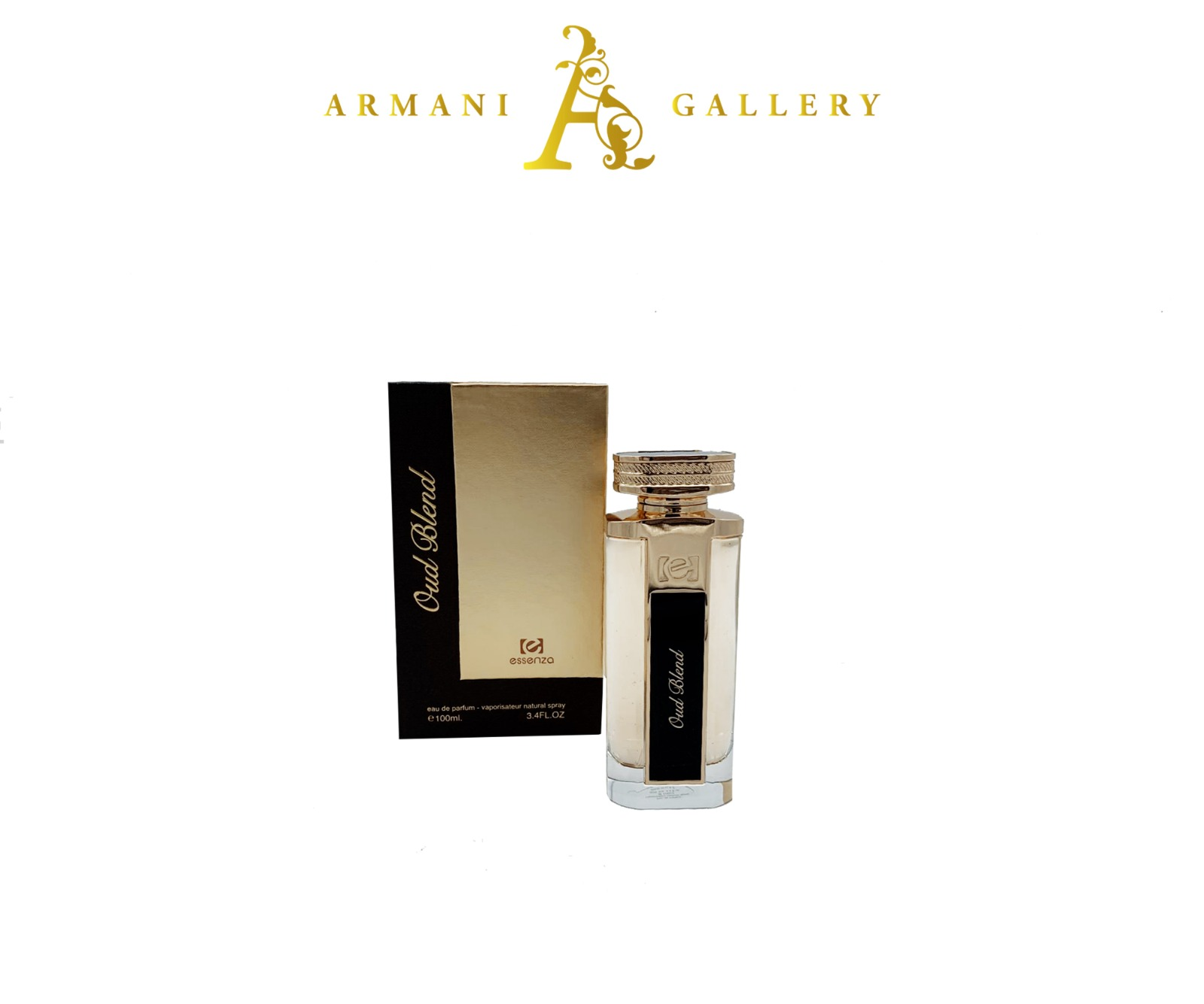Buy Essenza Oud Blend
