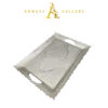 Buy Silver Serving Tray - Rectangle
