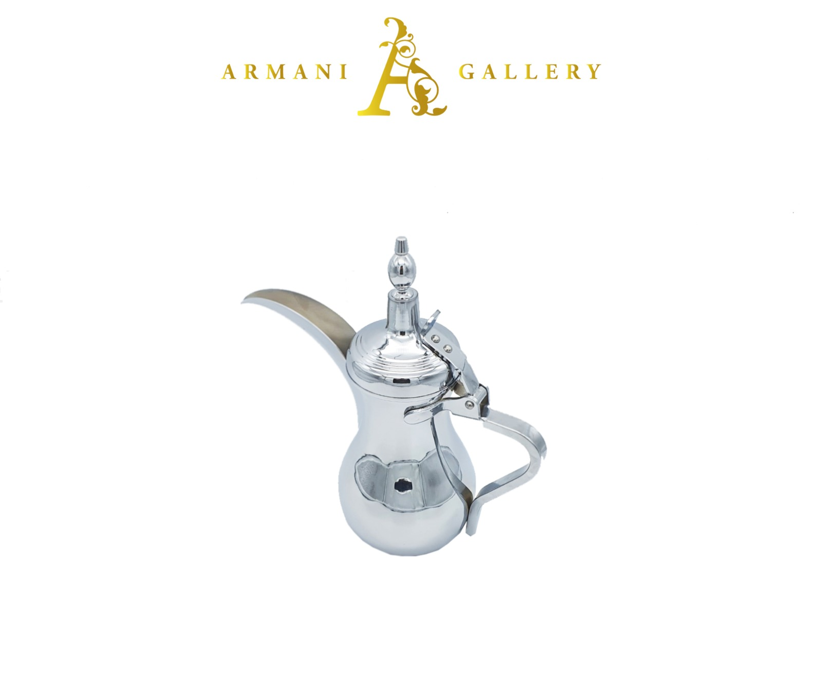 Buy Traditional Silver Sabab - Medium