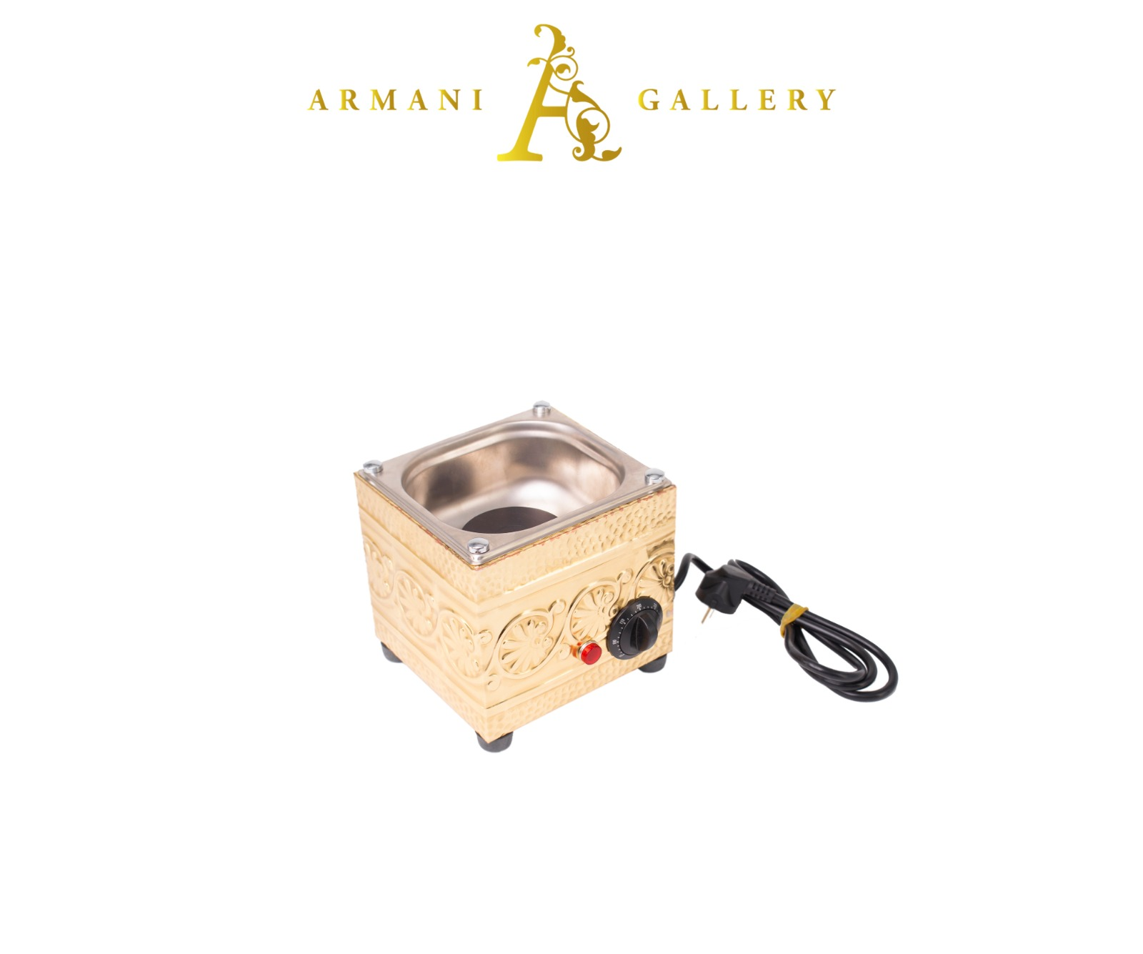 Buy Turkish Electric Copper Hot Sand Coffee Maker - Small