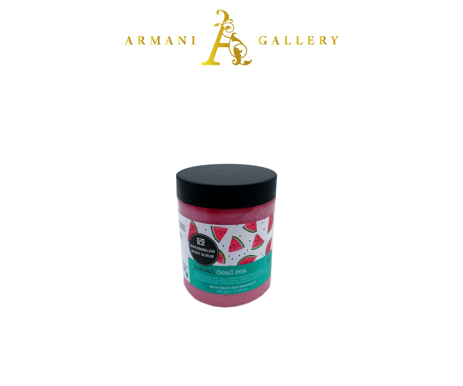 Buy Watermelon Body Scrub with Dead Sea Minerals