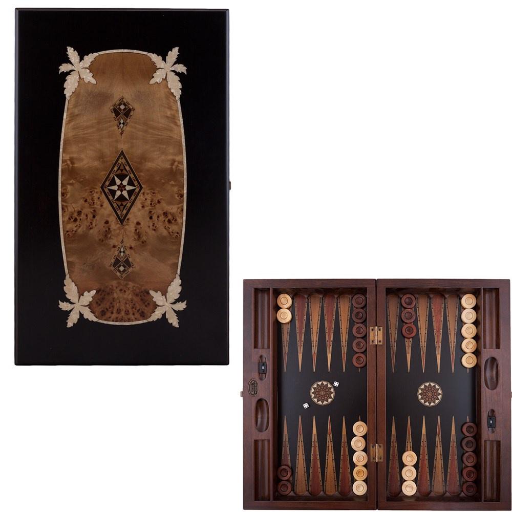 Buy Asya Backgammon 2208BLK