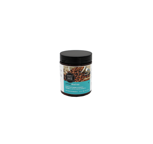Buy Arabica Coffee Body Scrub with Dead Sea Minerals
