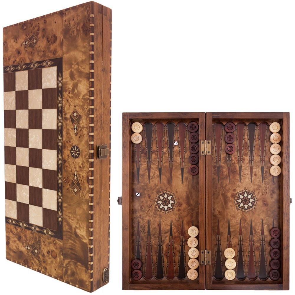 Buy Elegant Series Backgammon 2150MAZ
