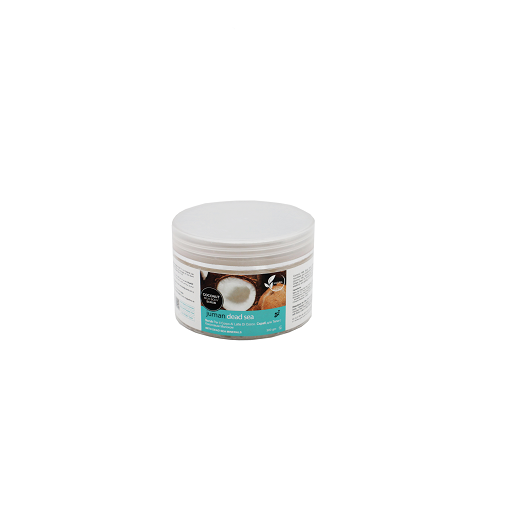 Buy Coconut Milk Body Scrub with Dead Sea Minerals