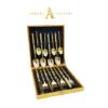 Buy Gold Cutlery Set - 16 Piece