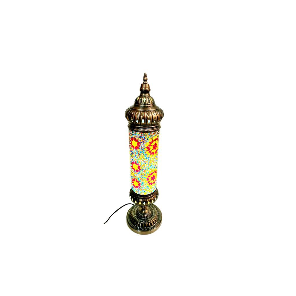 Buy Table Lamp Cylinder Mozaic Long TLZ1