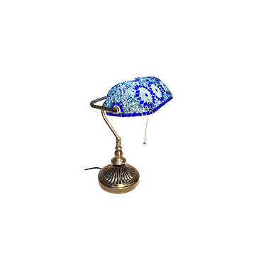Buy Table Lamp Bankers Lamp Mozaic T308