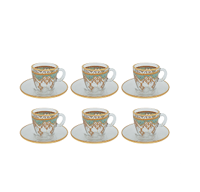 Buy Turkish Moroccan Coffee cup Set