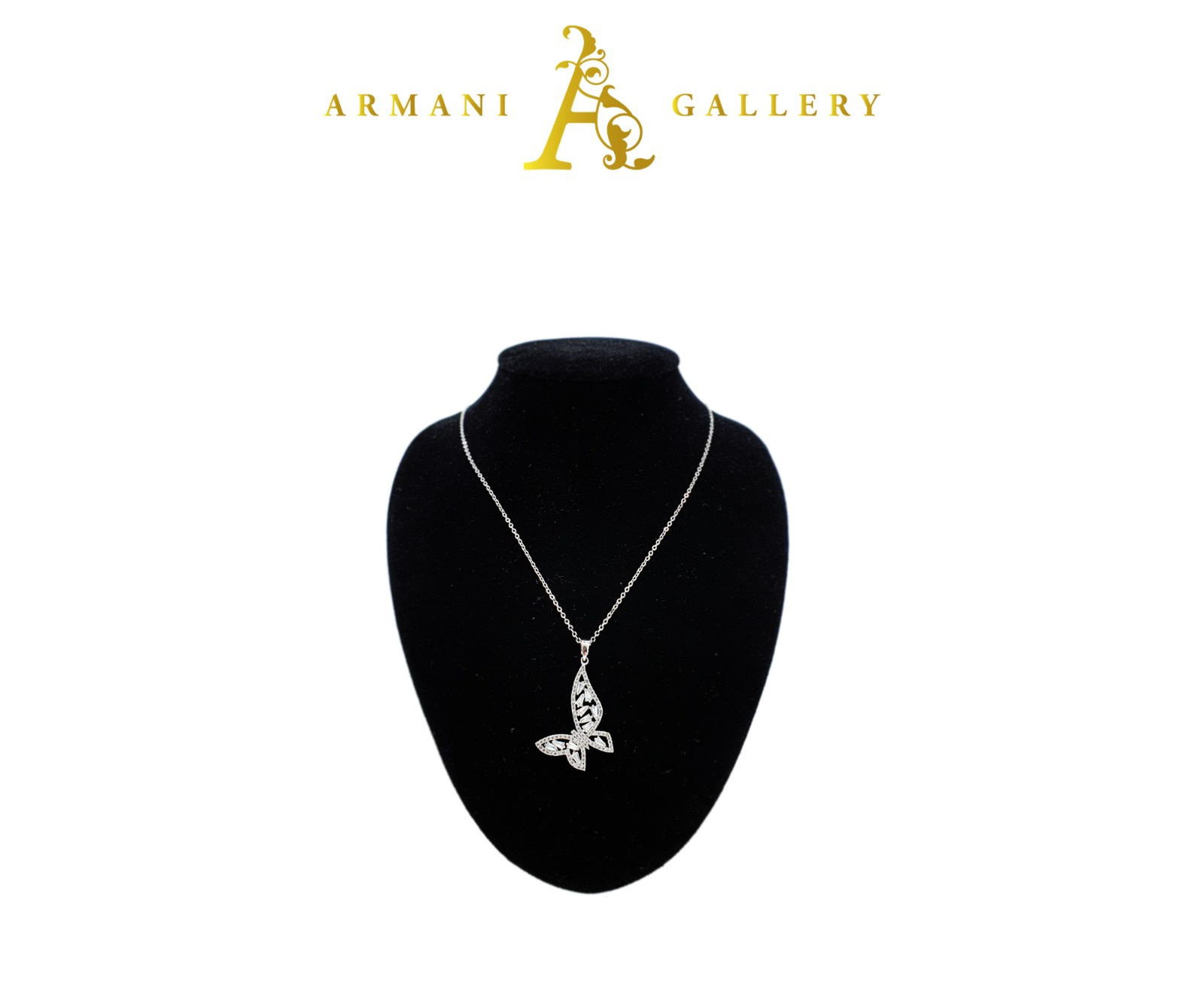 Buy Butterfly Hanging Necklace