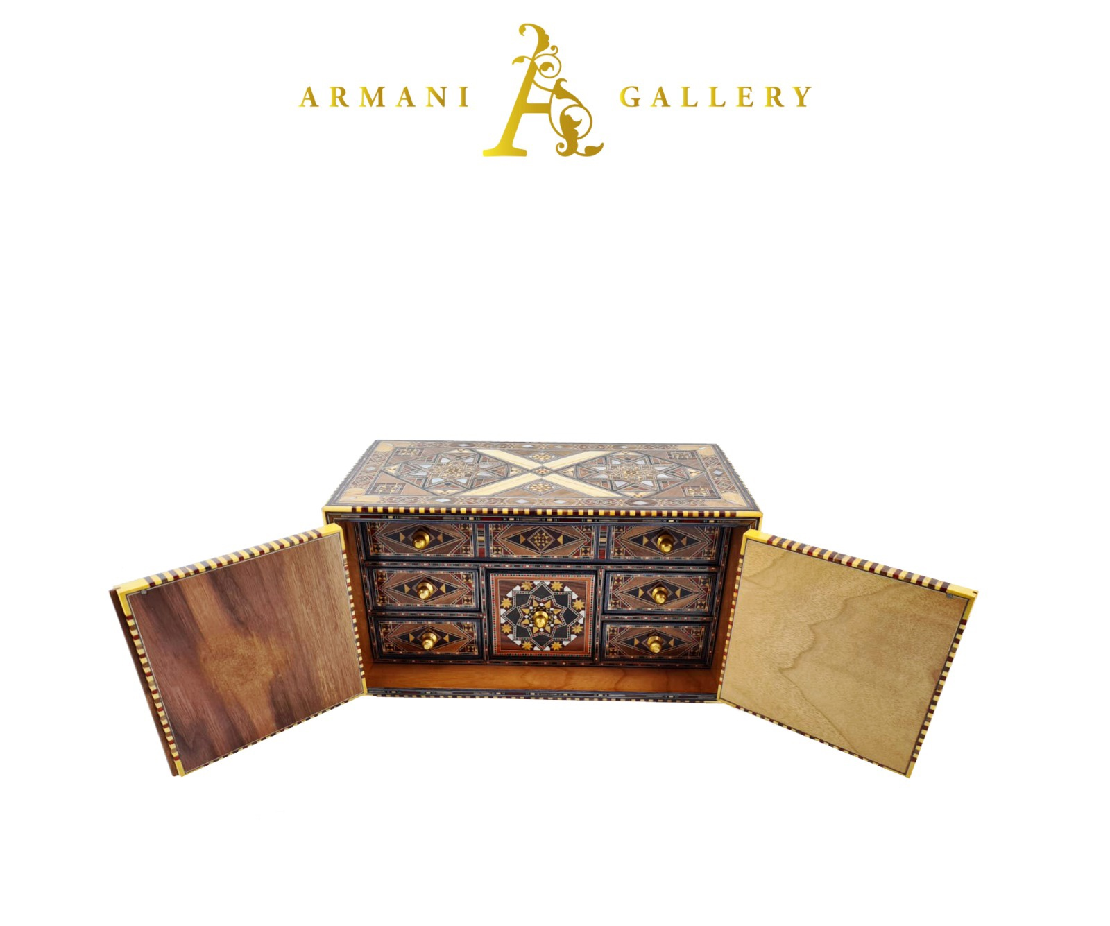 Buy Wooden Jewellery Box