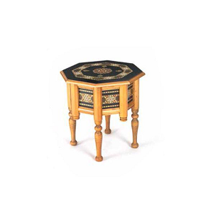 Buy Arabian Side Table - Black