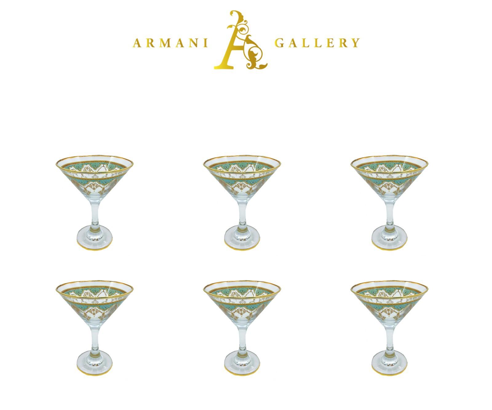 Buy Turkish Moroccan Short Cocktail Glass Set