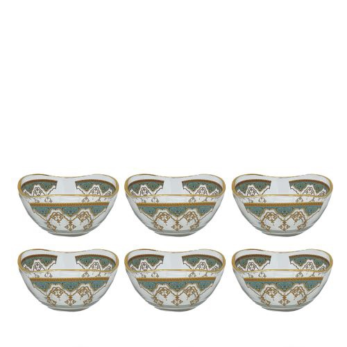 Buy Turkish Moroccan Dessert Bowl Set