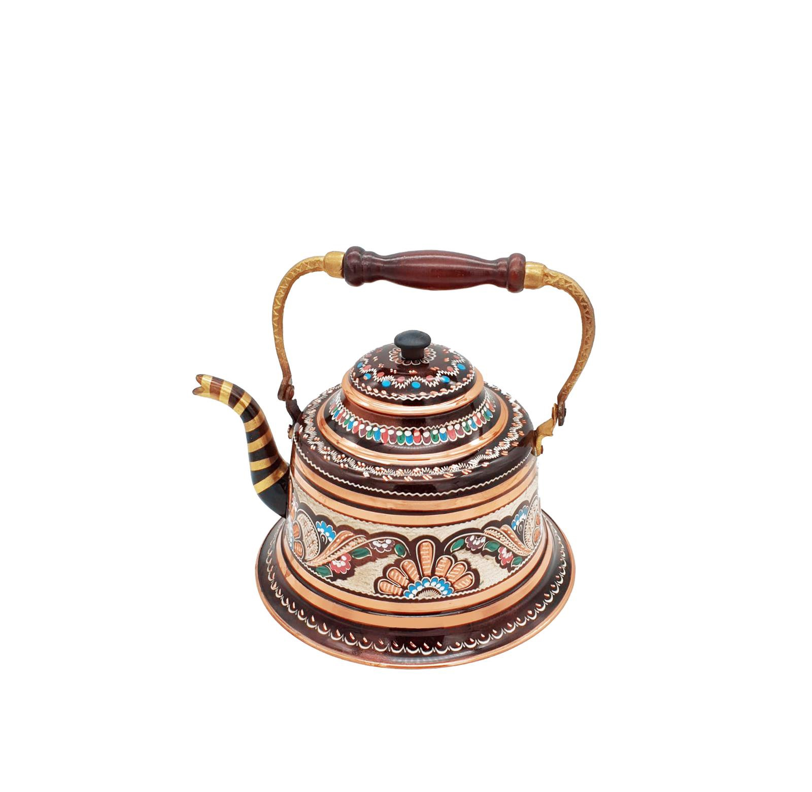 Buy Turkish Tea Pot - Short