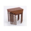 Buy Brown Wooden Nest of Tables - Style 2