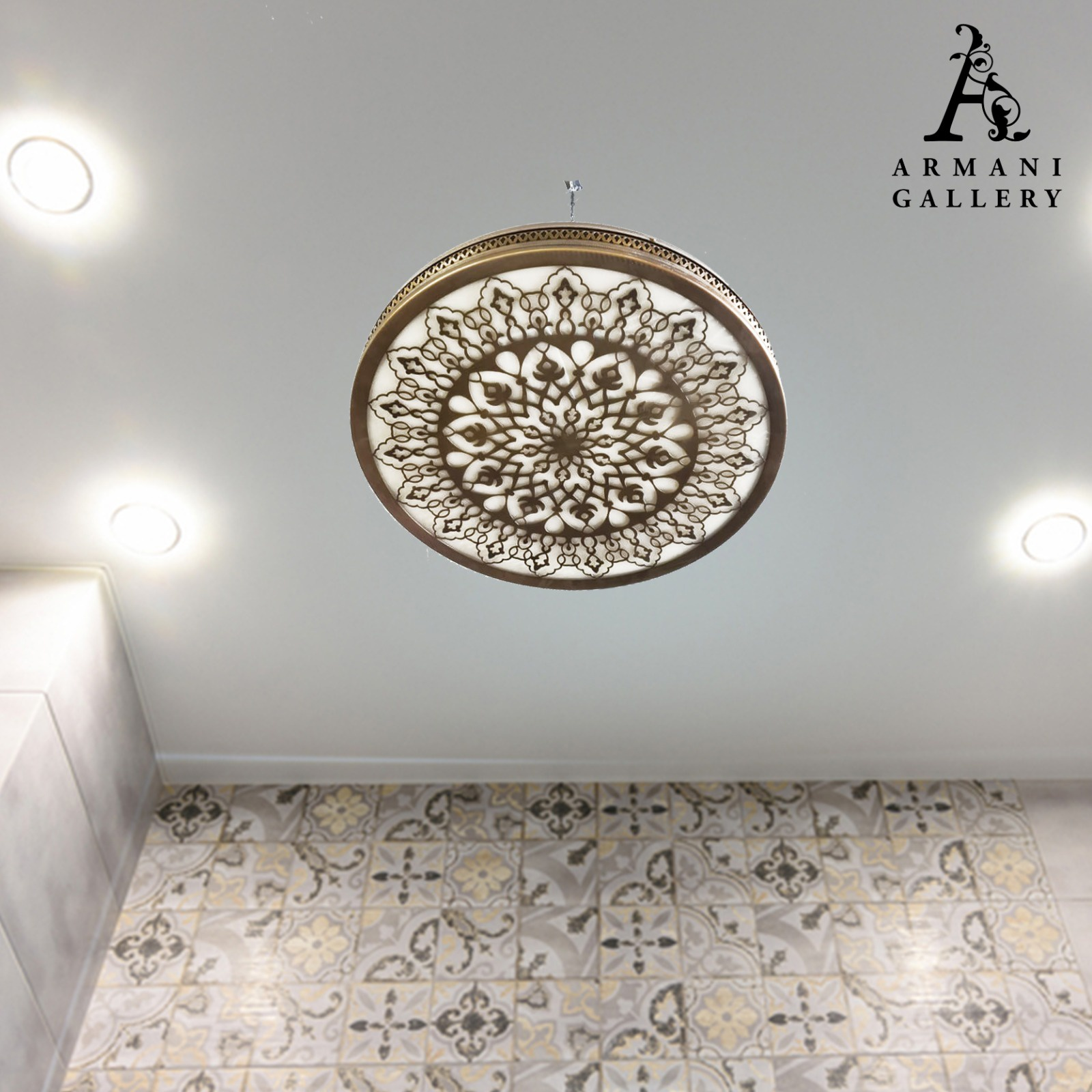 Buy Turkish Ceiling Light SR-1106