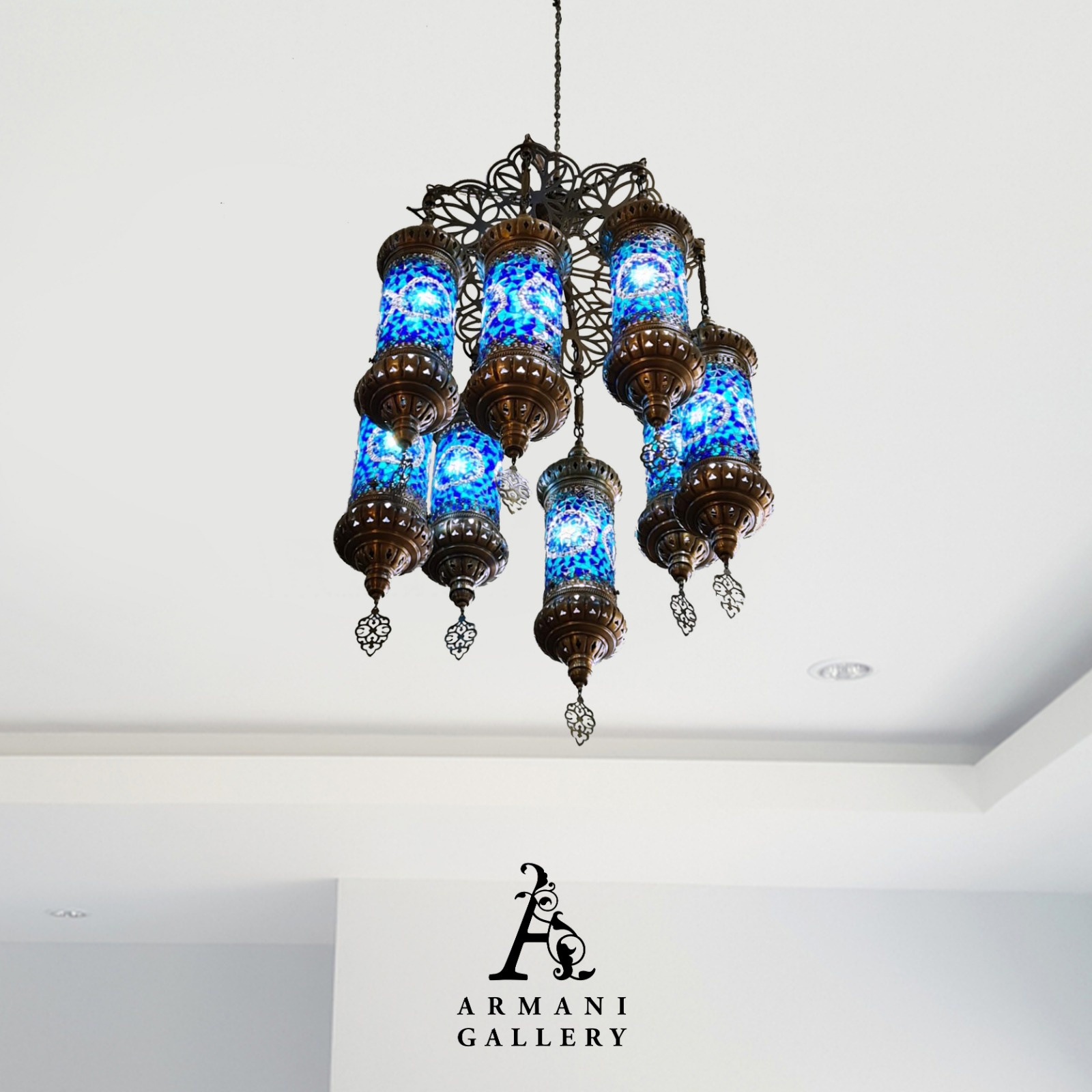 Buy Turkish Ceiling Chandelier SR-1