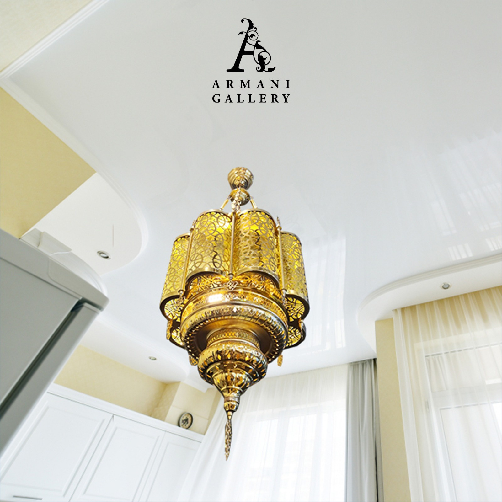 Buy Turkish Ceiling Chandelier SR-1109