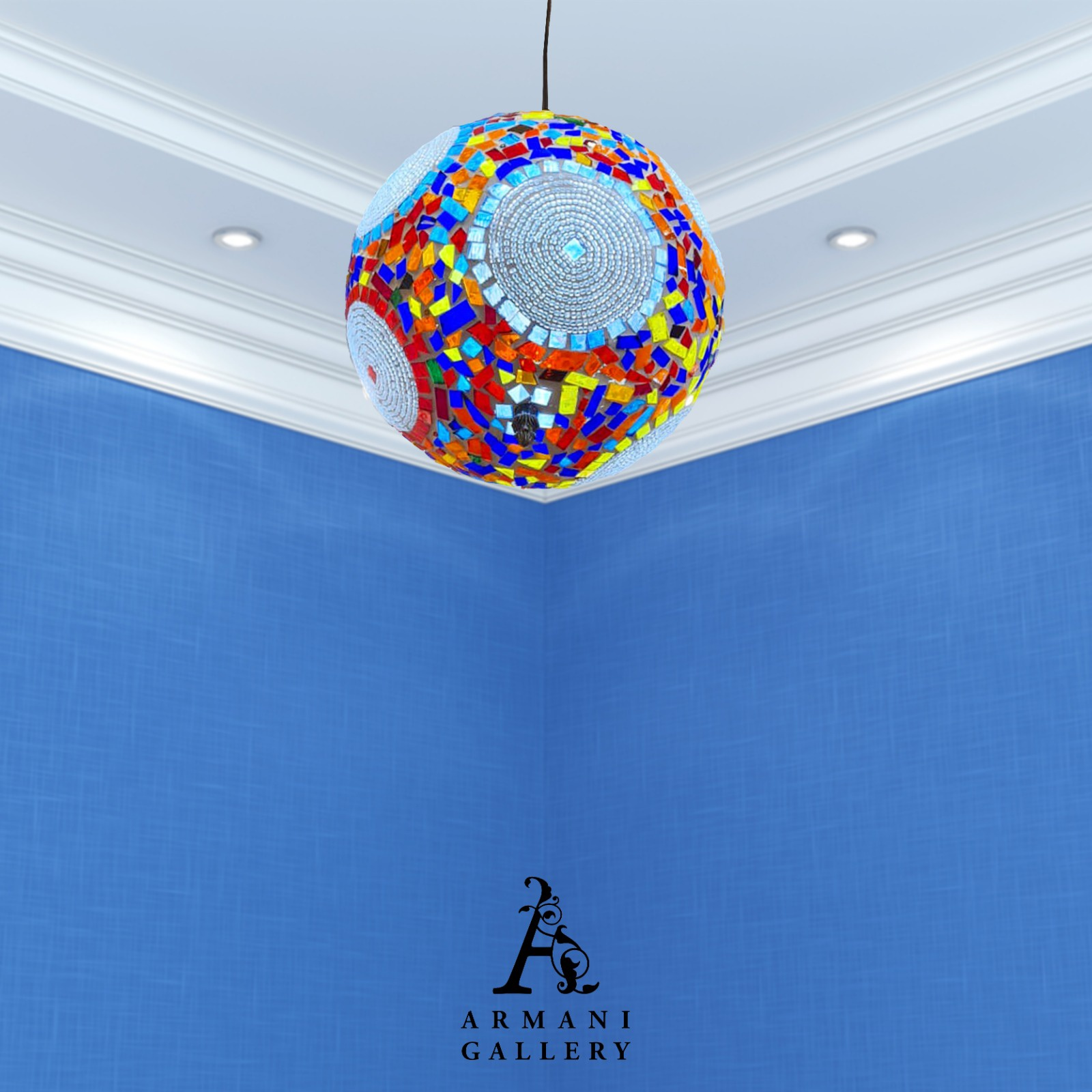 Buy Turkish Ceiling Chandelier SR-1108
