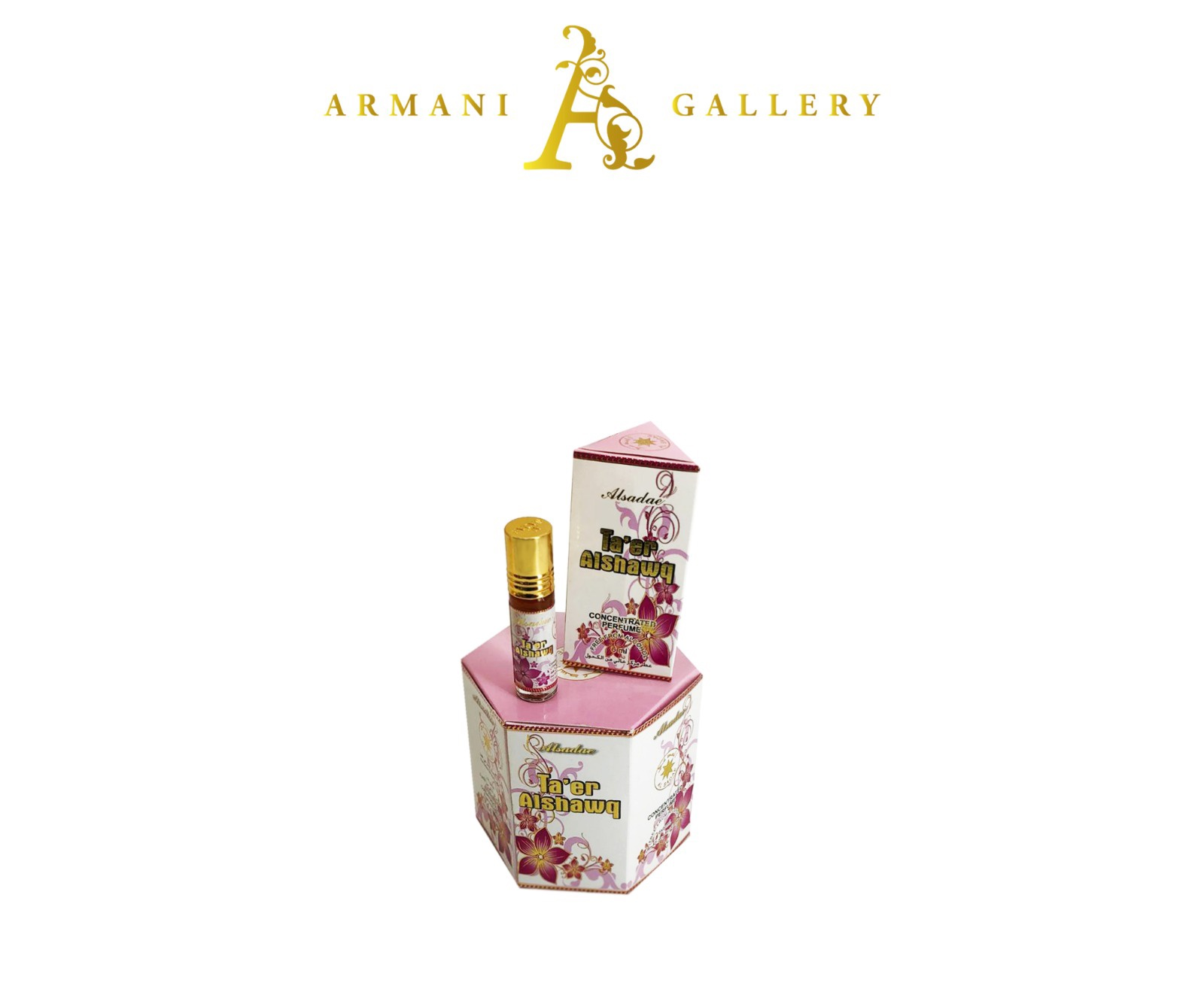 Buy Ta'er Alshawq Concentrated Oil