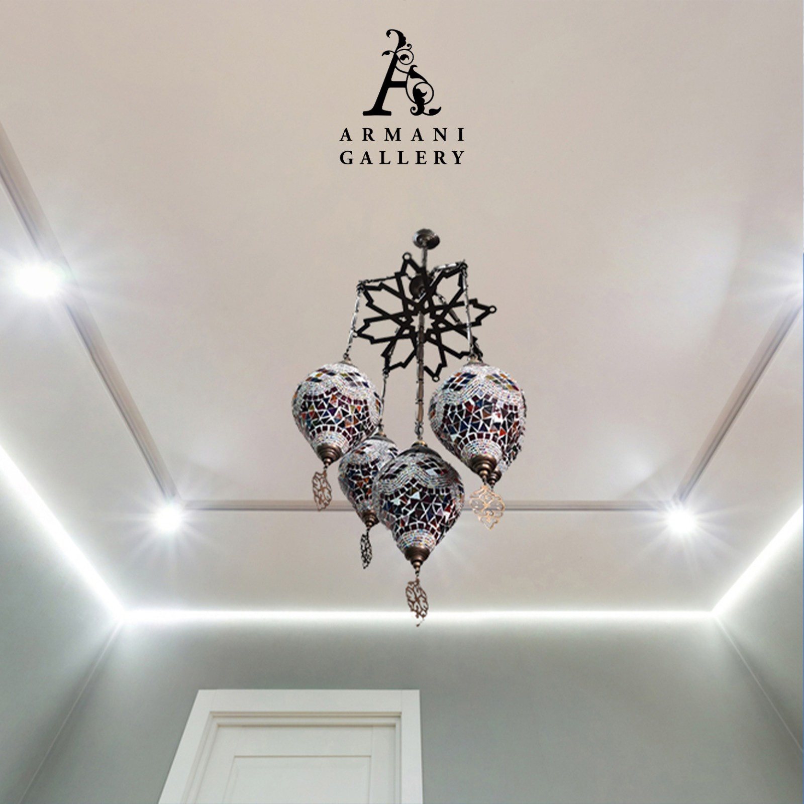 Buy Turkish Ceiling Chandelier SR-71