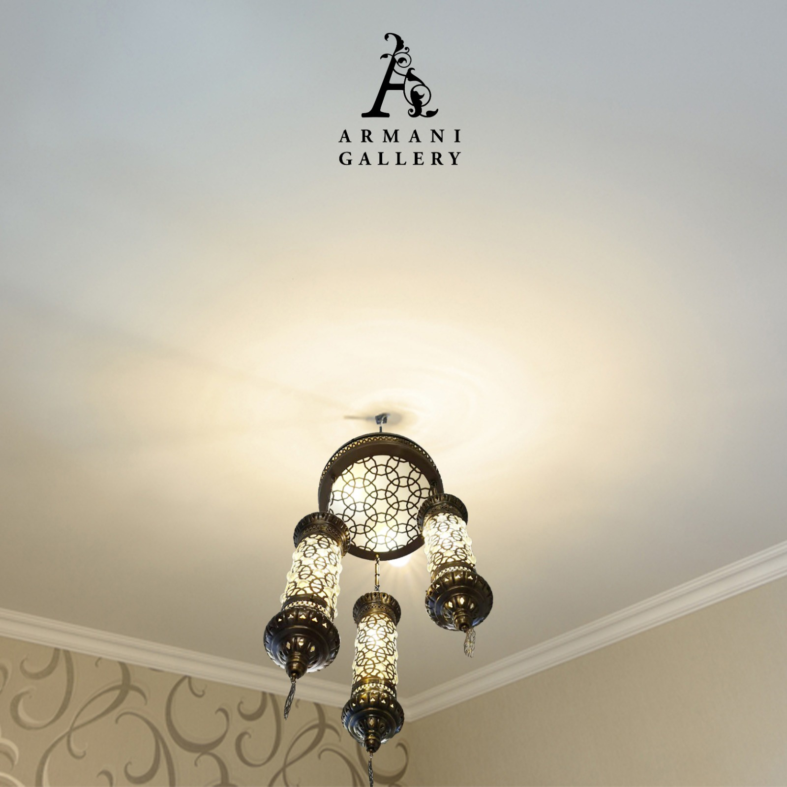 Buy Turkish Ceiling Chandelier SR-79