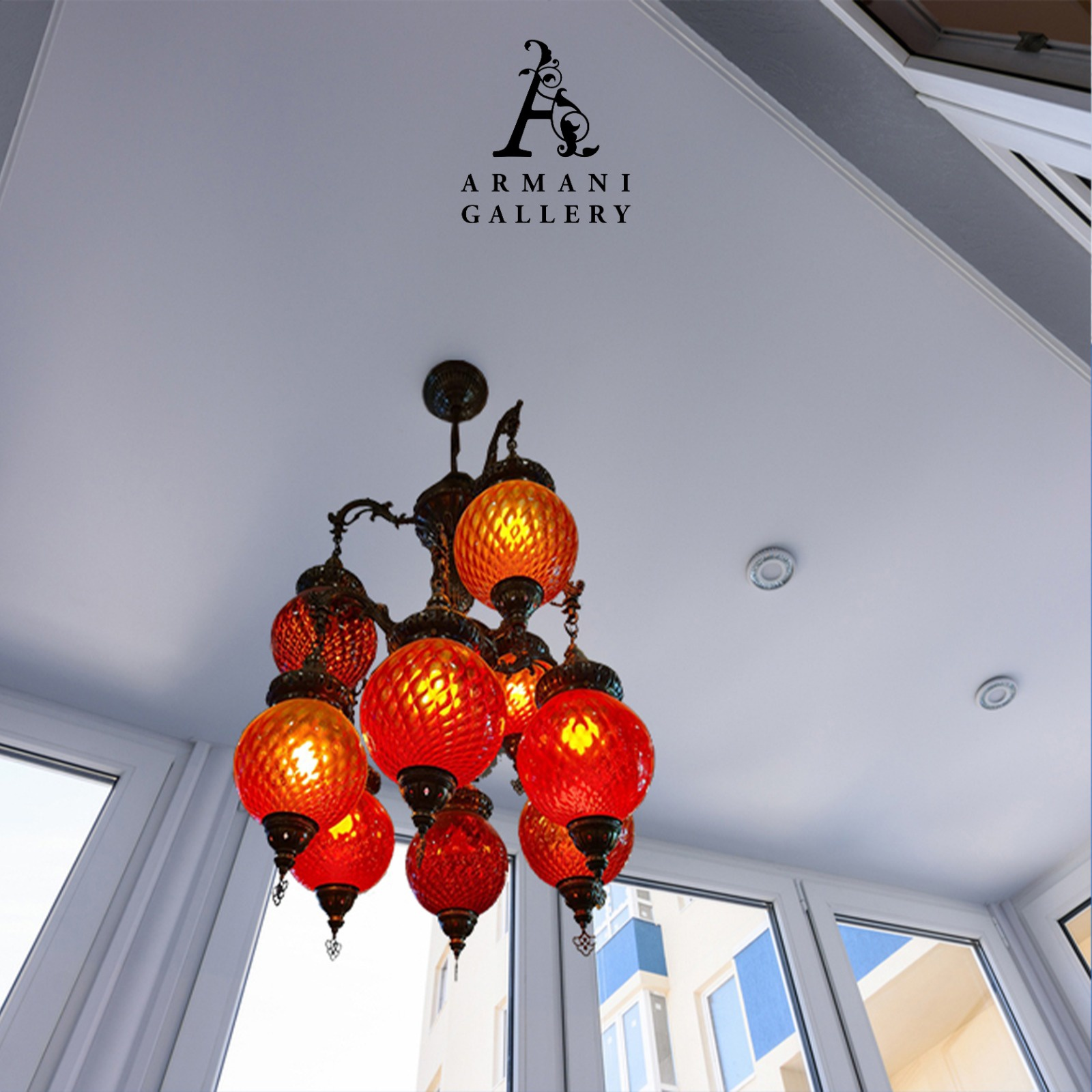 Buy Turkish Ceiling Chandelier SR-1111