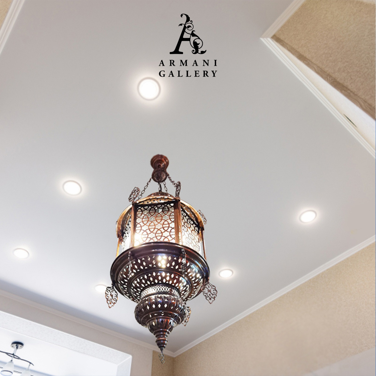 Buy Turkish Ceiling Chandelier SR-1110