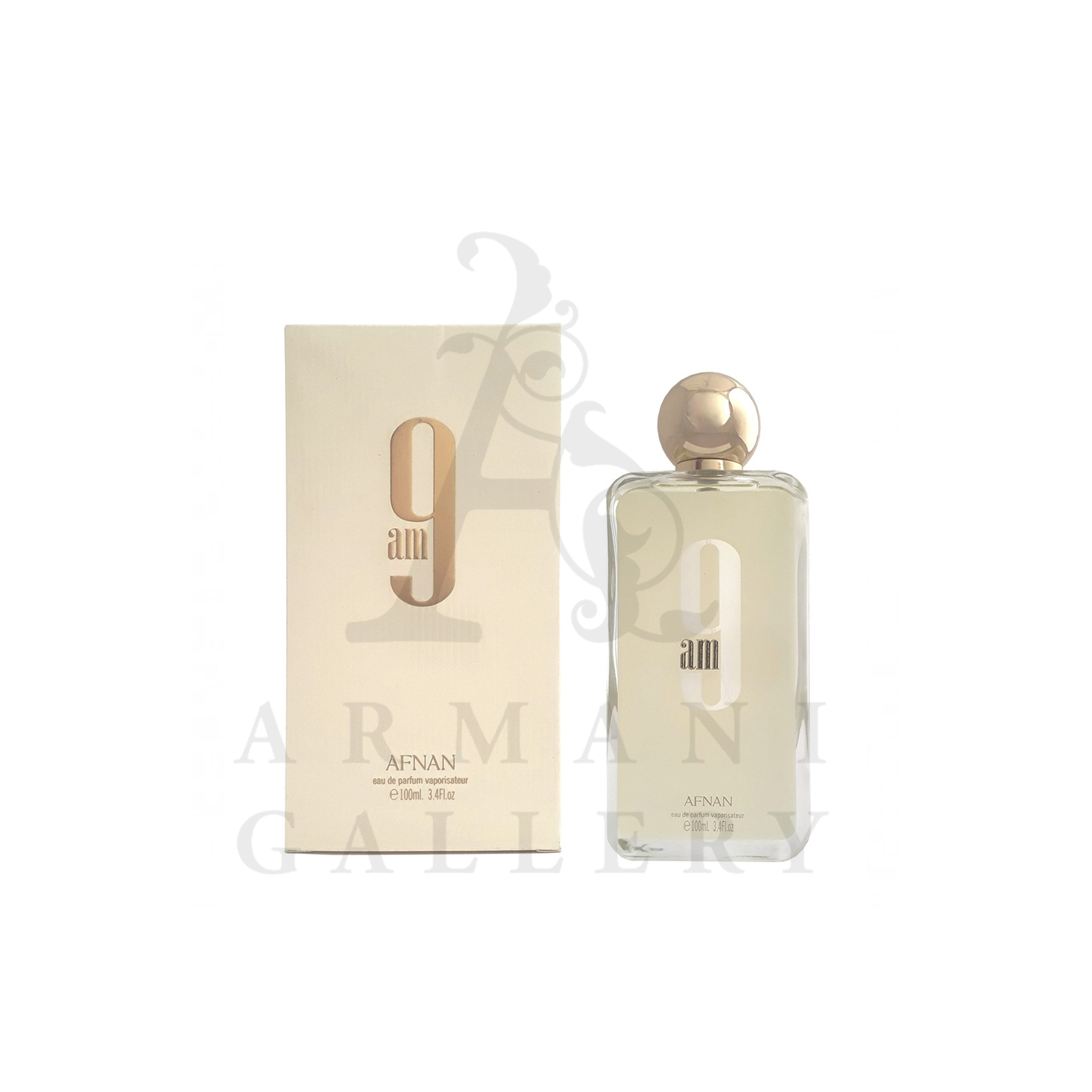 Buy 9 AM 100Ml EDP