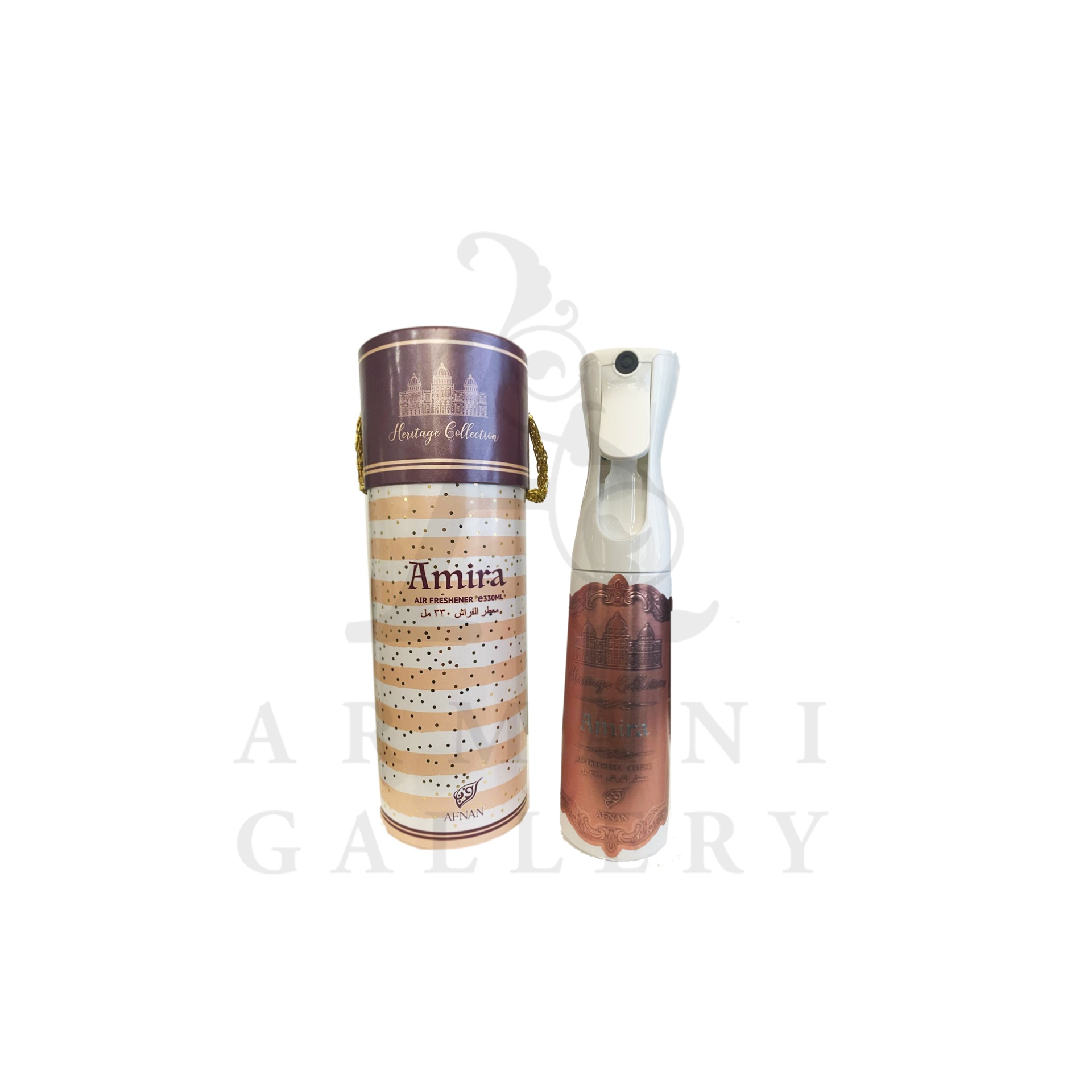 Buy Air Freshener Heritage Collection Amira 330ML