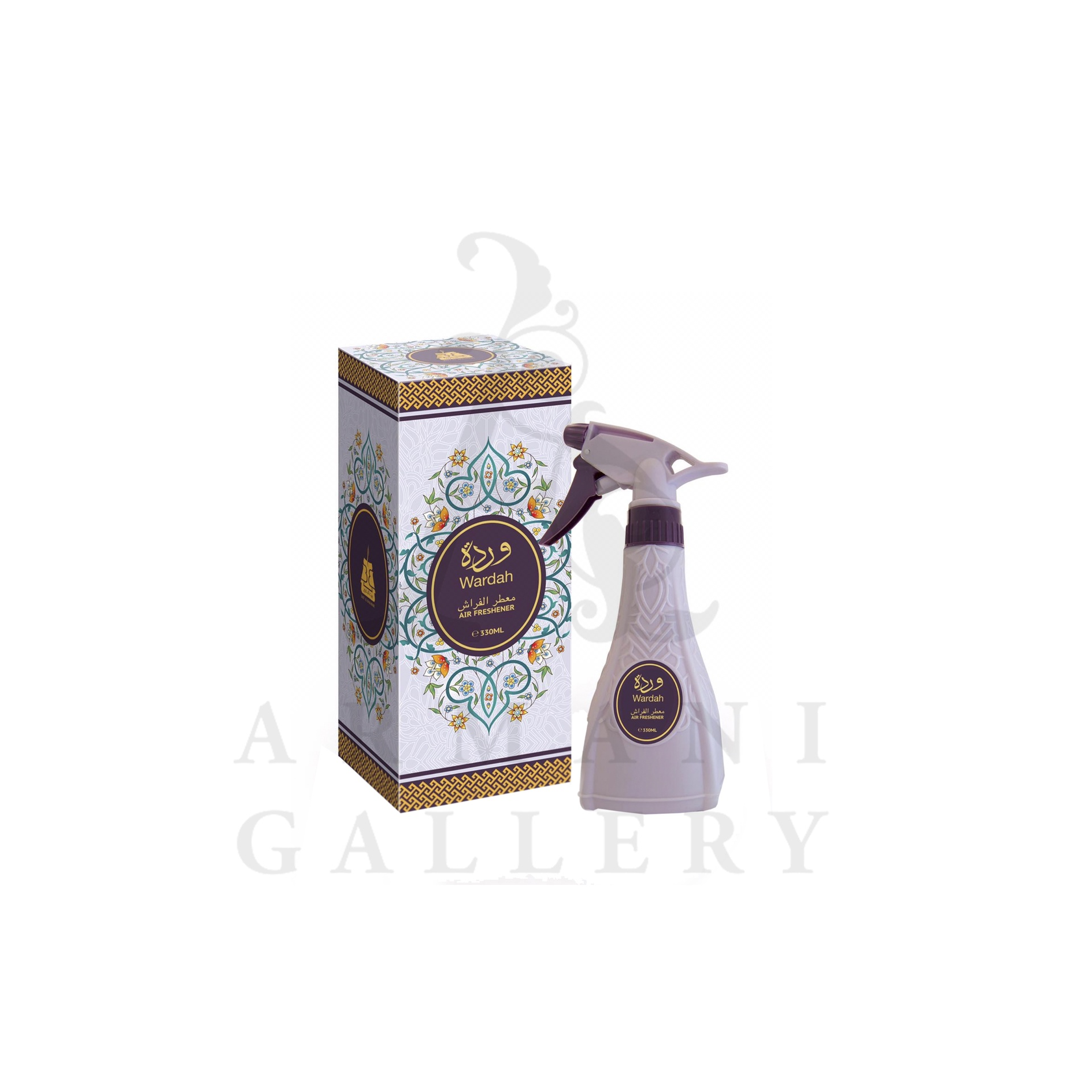 Buy Air Freshener House Of Bakhoor Wardah Rose 330ML
