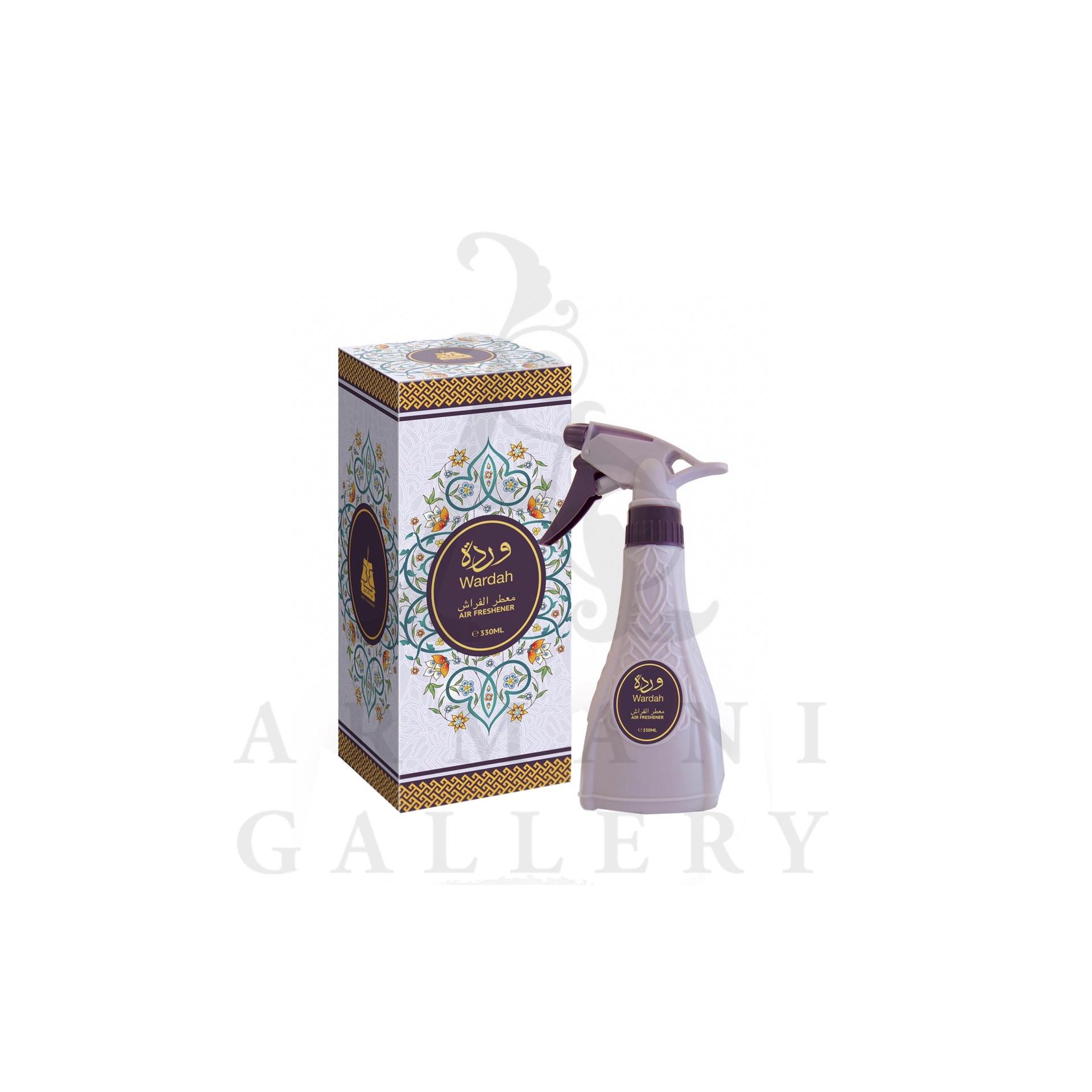 Buy Air Freshener House Of Bakhoor Wardah Rose 330ML