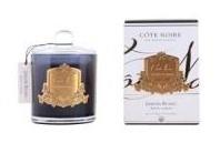 Buy Black Art Deco Candle