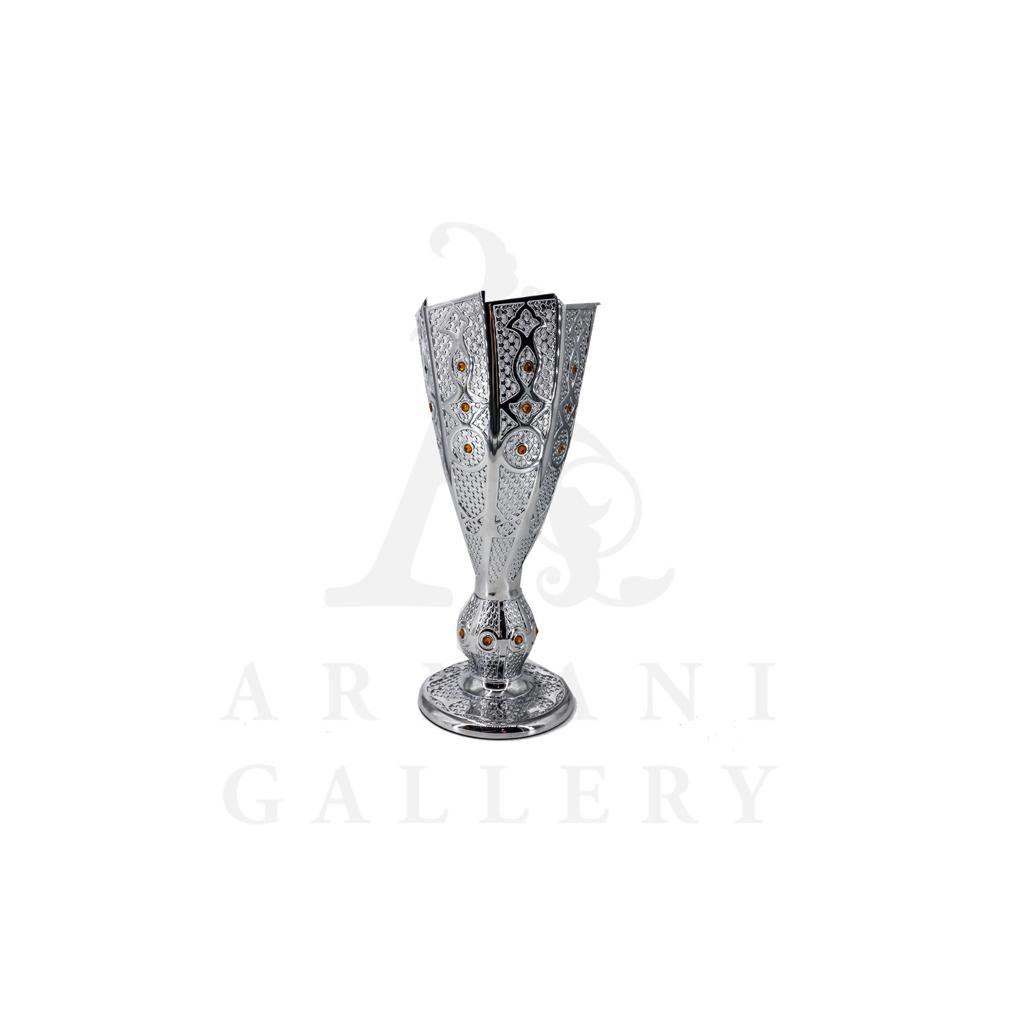 Buy Incense Burner Big Trophy - Chrome