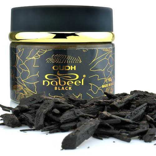Buy Nabeel Bakhoor Oud Black