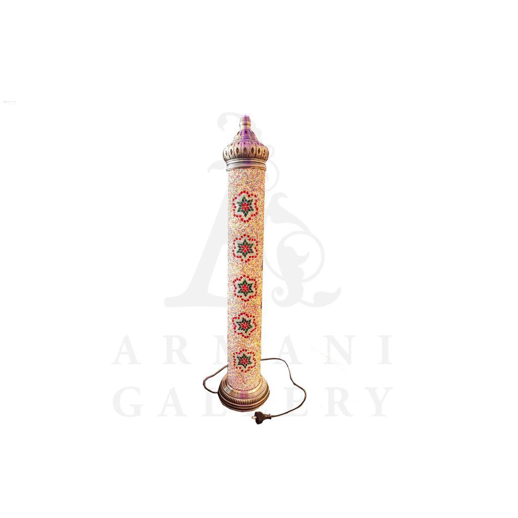 Buy Mozaic Turkish Floor Lamp Long