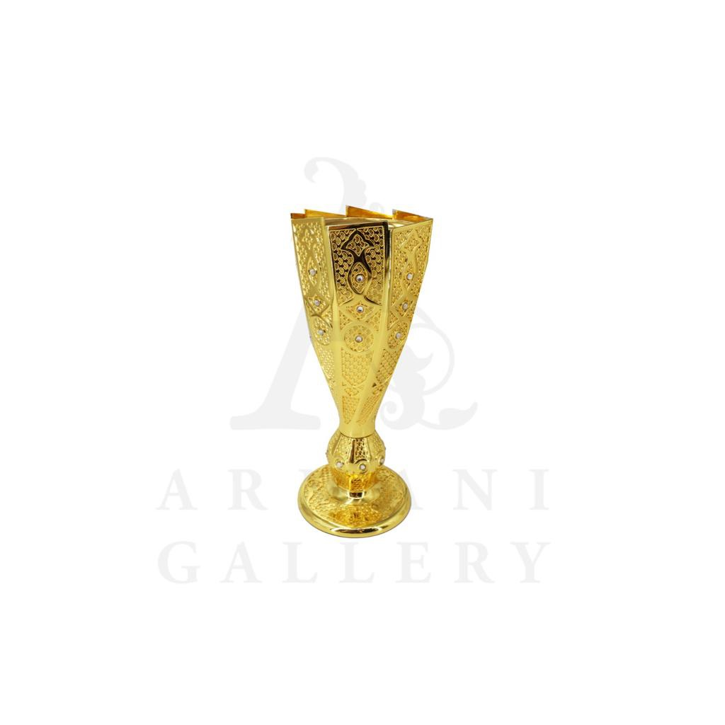 Buy Incense Burner Big Trophy - Gold