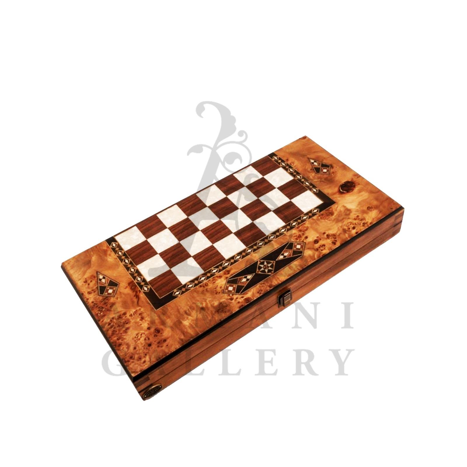 Buy Classic Backgammon Large Size 2235.MAZ