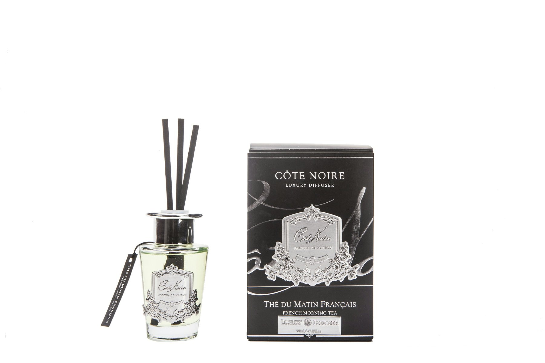 Buy Votive Silver Diffuser - French Morning Tea