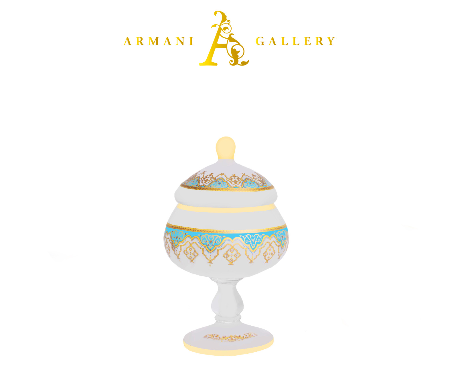 Buy Turkish Moroccan Small Vase Canister
