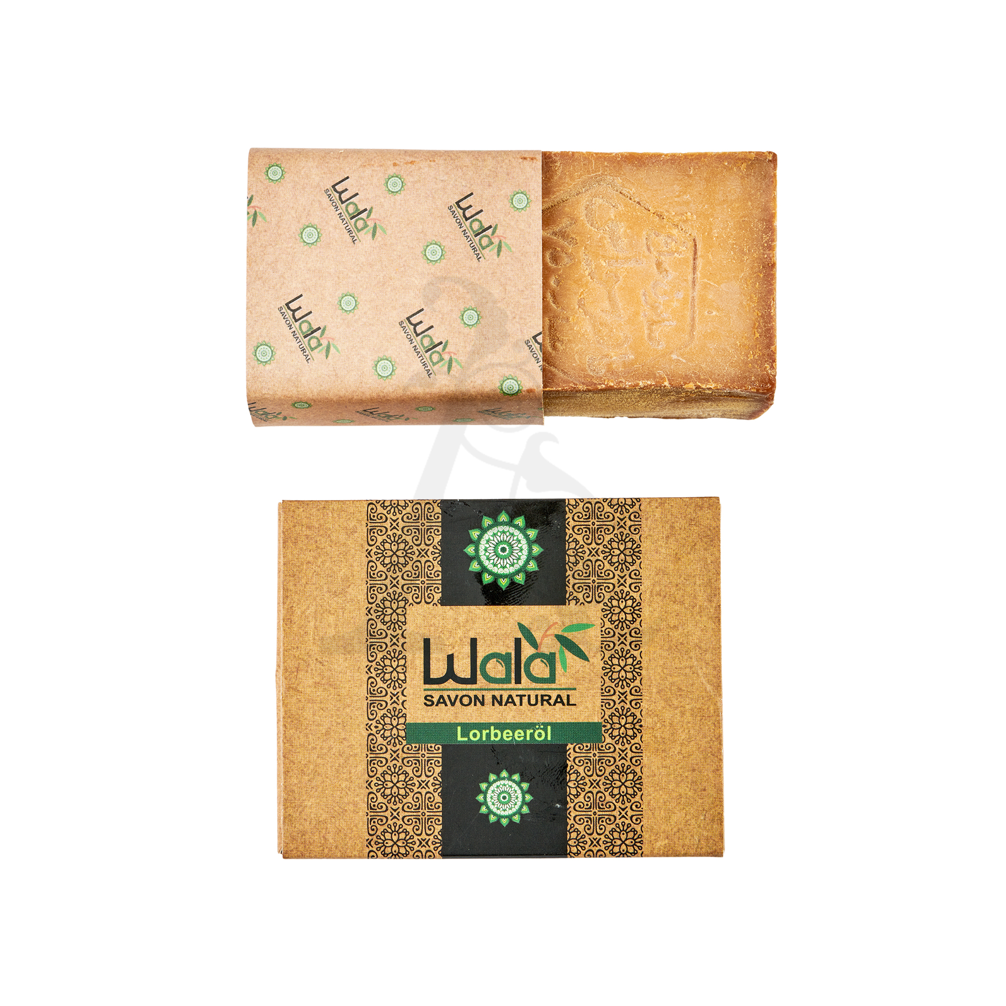 Buy Wala Natural Soap Set - Brown