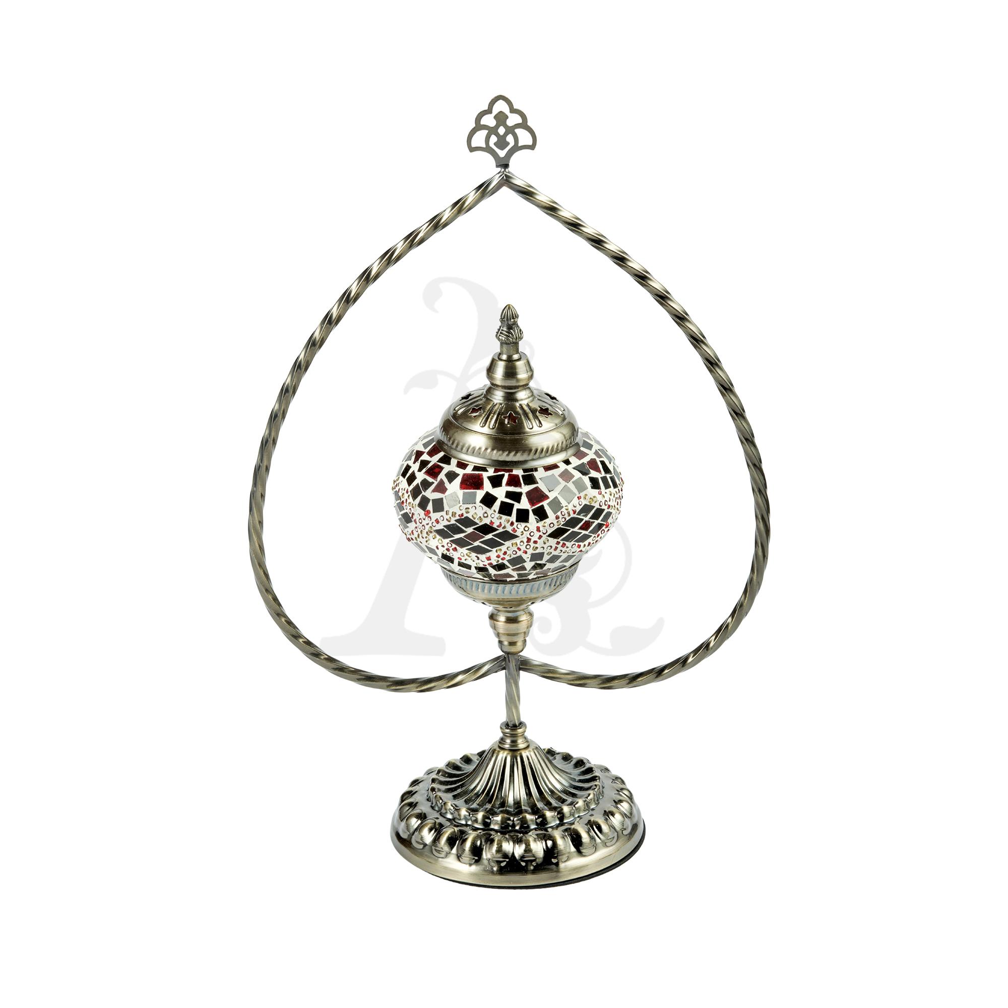 Buy Mozaic Table Lamp - Heart