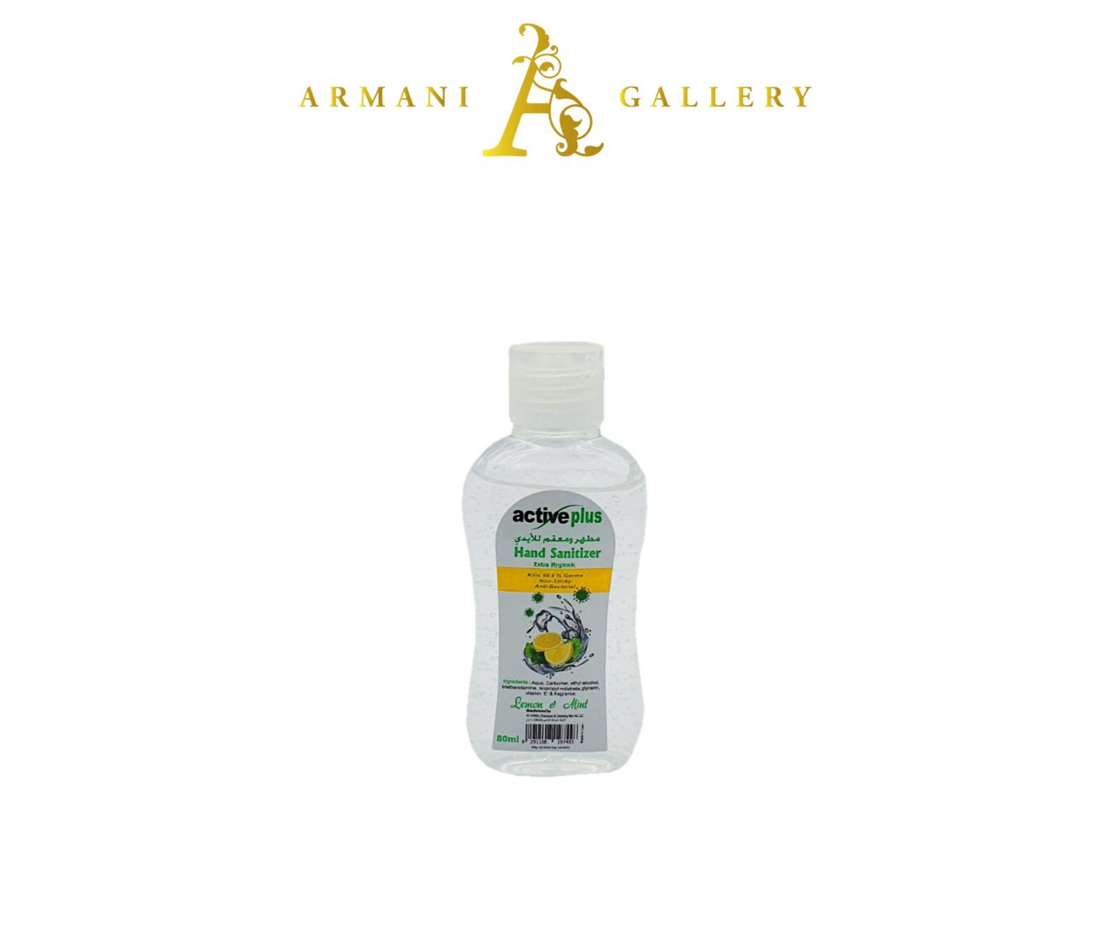 Buy Active Plus Hand Sanitizer 80ml